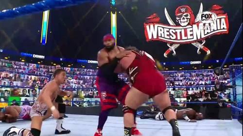 WWE SMACKDOWN 26 de marzo 2021 | Resultados en vivo | Reigns y Edge, rumbo  a WrestleMania