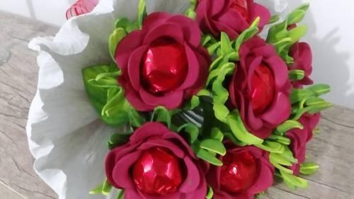 bouquet de trufas